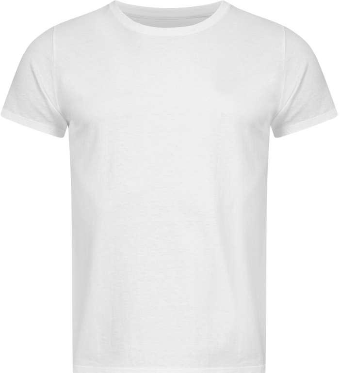 Hanes Herren T-Shirt in Weiß für 2,29€ zzgl. Versand (statt 5€)