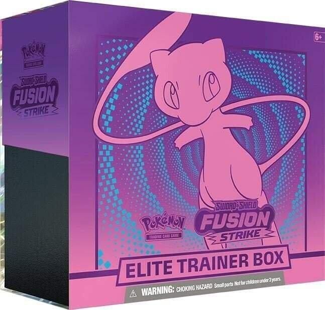 Vorbestellung: Pokémon Schwert und Schild 08 Fusionsangriff Top Trainer Box für 43,99€ inkl. Versand (statt 50€)
