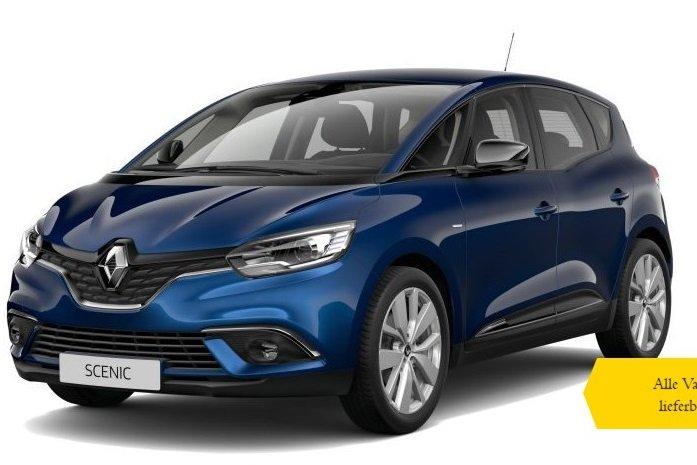 Renault Scenic BOSE Edition TCe 140 GPF für 84,03€ mtl. Netto im Gewerbeleasing