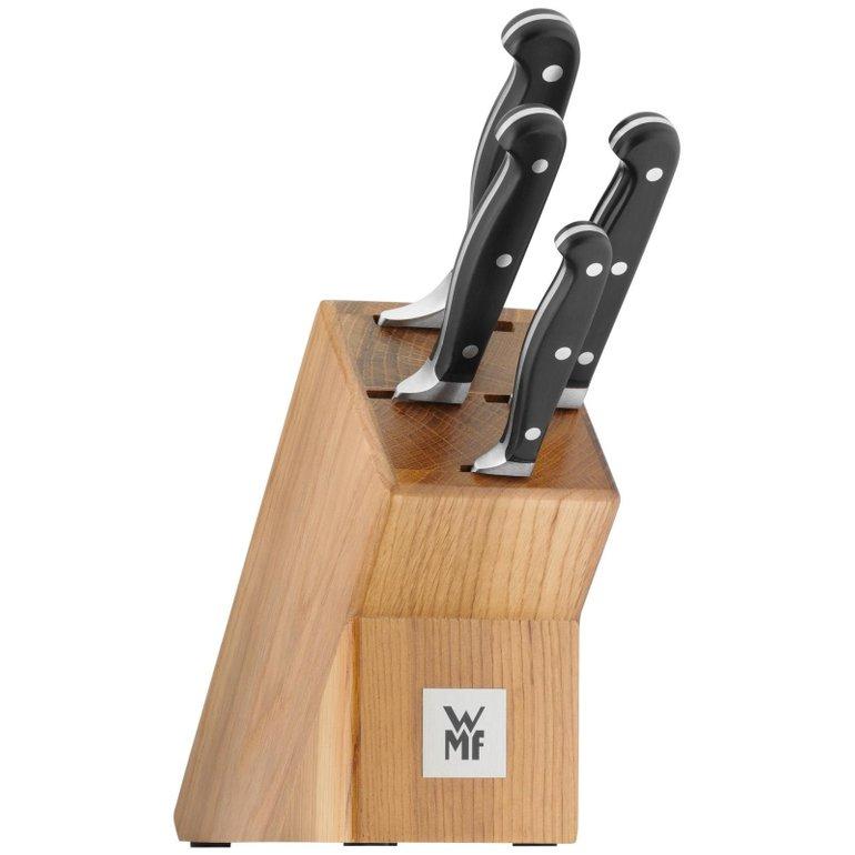 5-tlg. WMF Messerblock Spitzenklasse Plus für 71,99€ inkl. Versand