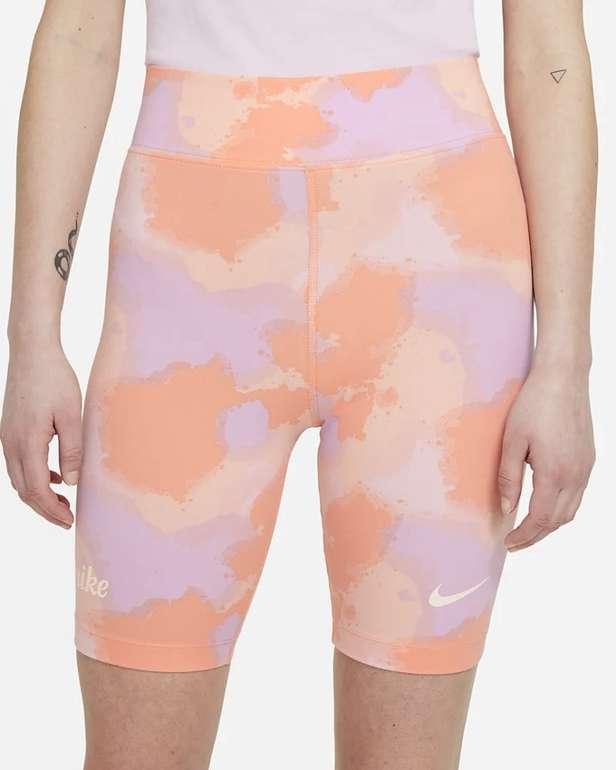 Nike Sportswear Damen Bike Shorts in 2 Farben für je 27,99€ (statt 35€) - Nike Membership!