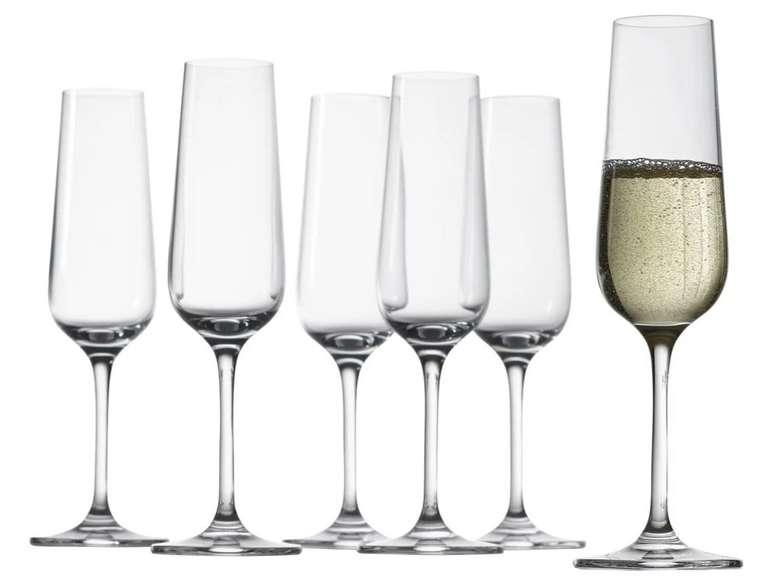 12-teiliges Leonardo Tivoli Sekt-Glas-Set (je 220ml) für 24,55€ inkl. Versand (statt 52€) - Newsletter!