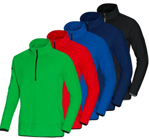 Jako Team Herren Trainingsshirt aus Fleece für je 7,96€ inkl. Versand