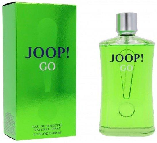 Joop! Go Eau de Toilette Herrenduft (200ml) für 29,99€ inkl. Versand