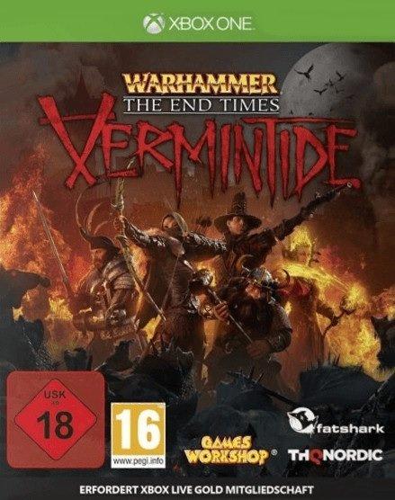 Warhammer: The End Times Vermintide (Xbox One) für 8,98€ inkl. Versand (statt 17€)