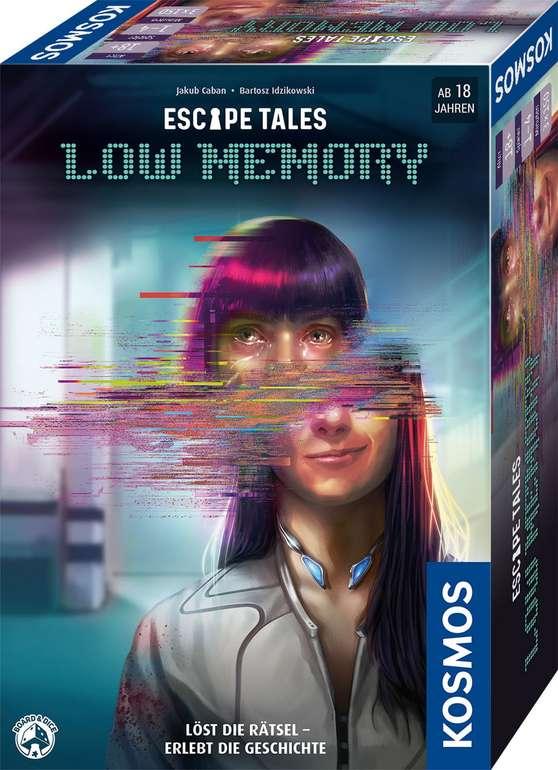 Kosmos Rätsel-Spiel Escape Tales - Low Memory (69515) für 16,52€ (statt 22€) - Thalia Club!