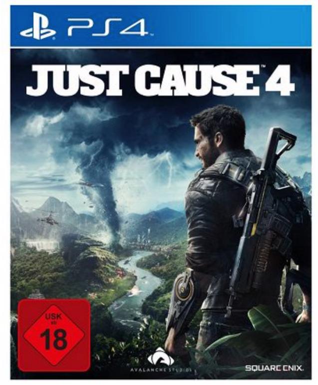 Konsolenschnäppchen: Just Cause 4 (PS4) für 14,99€ inkl. Versand (statt 24€)