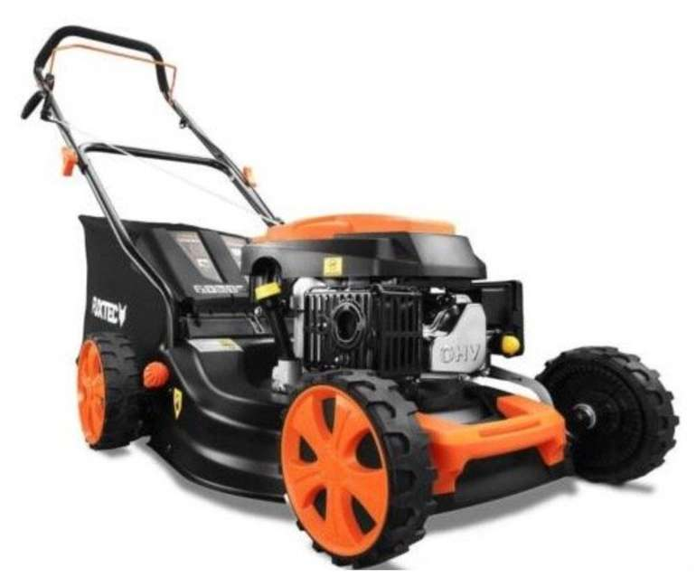 Fuxtec FX-RM4646ECO Benzin Rasenmäher mit 3,5PS für 99,90€ inkl. Versand (statt 153€)