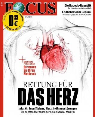 """13 Ausgaben """"Focus"""" für 58,50€ + 55€ Bestchoice Gutschein"""