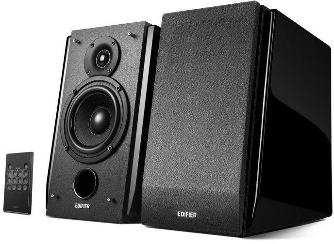 Edifier R1850DB Aktiv-Regallautsprecher mit Bluetooth für 108,90€ inkl. Versand (statt 169€)