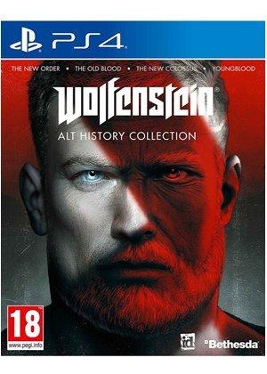 Wolfenstein: Alt History Collection (PS4 & Xbox One) für 27,07€ inkl. Versand (statt 55€)