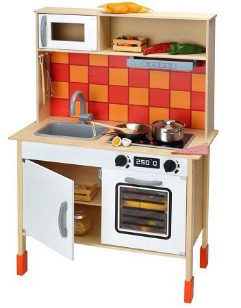 Beluga - Spielküche aus Holz für 50€ inklusive Versand (statt 80€)
