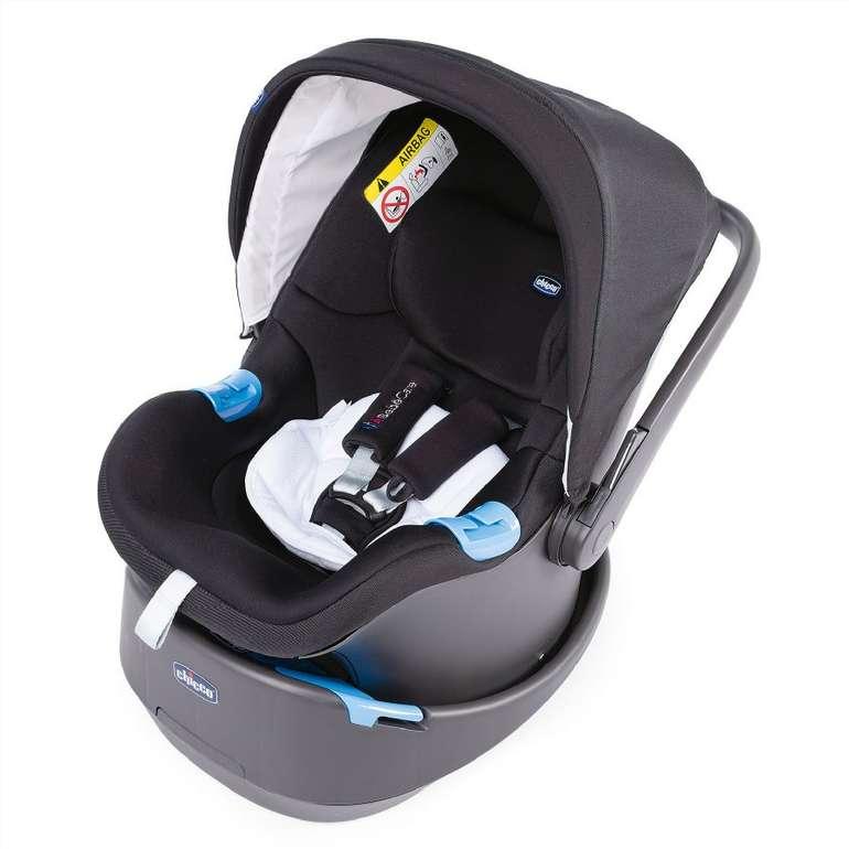 Chicco Babyschale Oasys 0+ Up Bebecare Pure Black für 89,99€ inkl. Versand (statt 111€)
