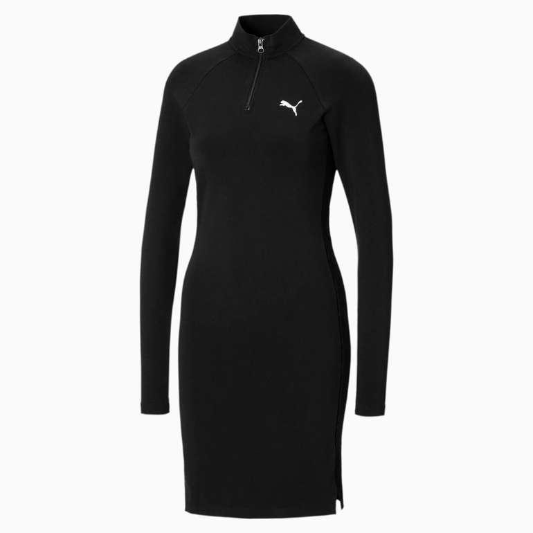 Puma Velvet Side Panel Damen Kleid für 30,36€ inkl. Versand (statt 38€)