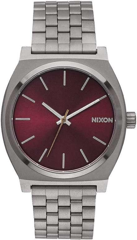 Nixon Time Teller Unisex Uhr für 61,60€ inkl. Versand (statt 92€)