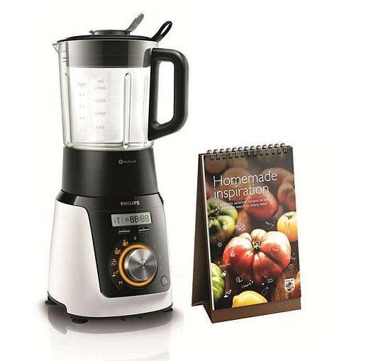 Philips Avance Collection HR2091/30 Standmixer mit Kochfunktion für 62,99€