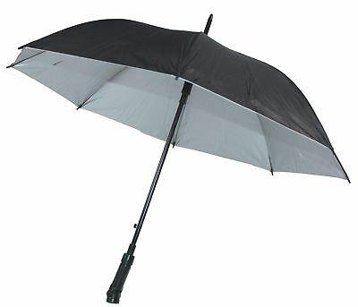 BigDean Regenschirm mit integrierter Taschenlampe im Griff für 2,98€ inkl. VSK