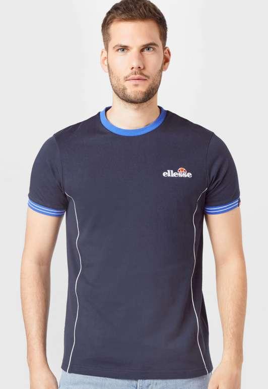 "Ellesse Herren Shirt ""Terracotta"" in Blau für 16,73€ inkl. Versand (statt 24€)"