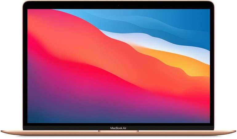 """13,3"""" Apple MacBook Air 2020 (M1, 8GB RAM & 1 TB SSD für 1.373,54€ (statt 1.533€)"""