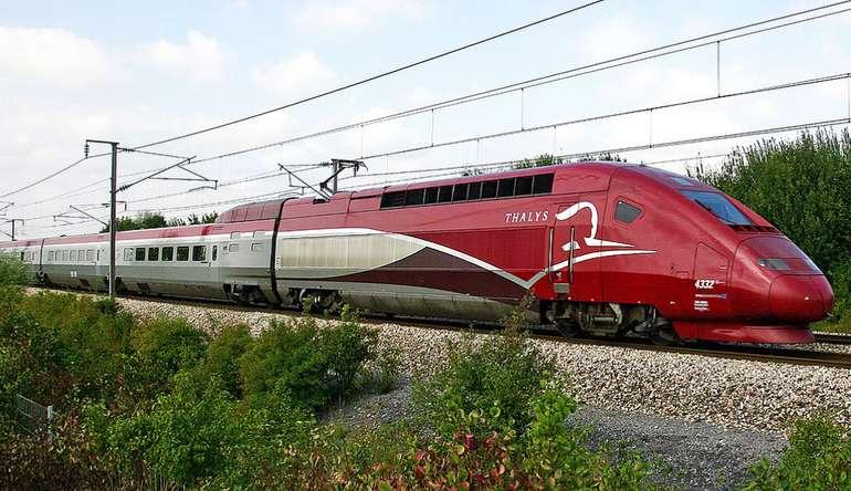 25 Jahre Thalys: One-Way Bahntickets nach Paris (25€) oder Brüssel (16€) - Juni bis September '21