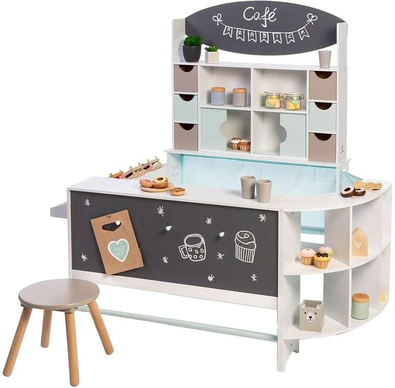 Musterkind Kaufladen & Café Arabica für Kinder aus Holz für 132,29€ inkl. Versand (statt 167€)