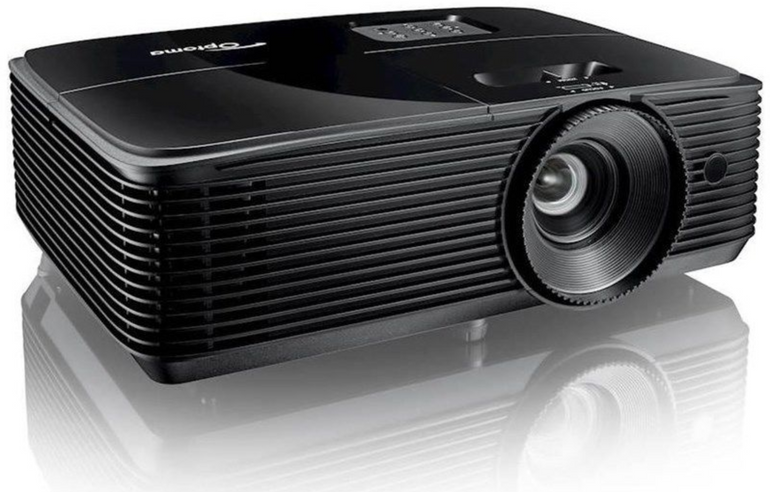 Optoma HD144X Full HD Beamer mit 3D für 369€ inkl. Versand (statt 445€)