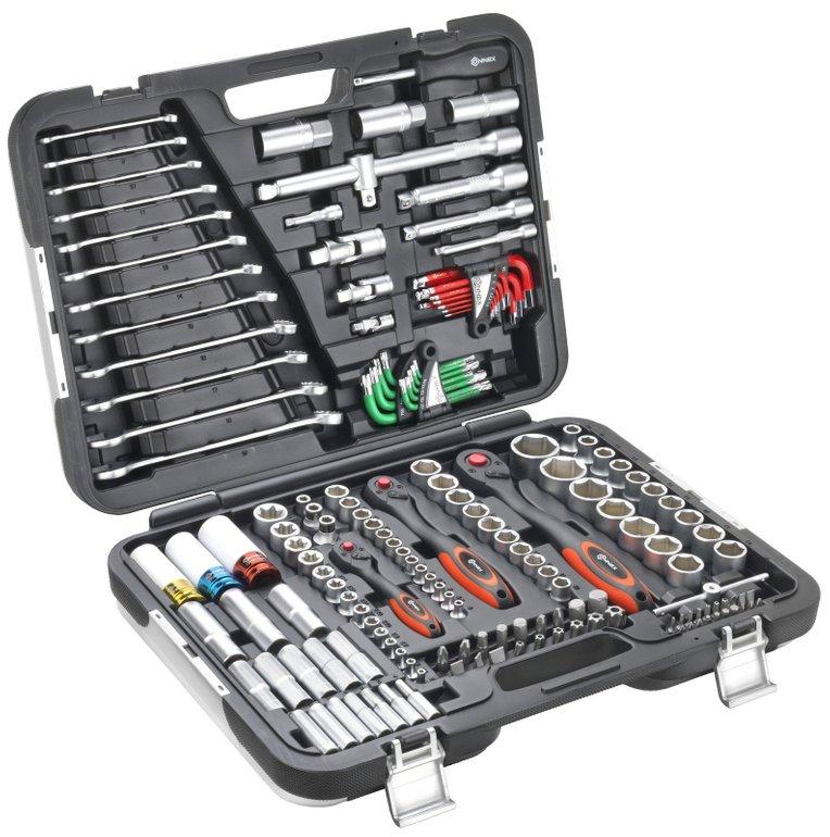 Connex Werkzeugkoffer mit 160 Teilen für 131,94€ inkl. Versand (statt 160€)