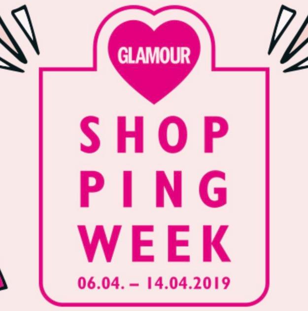 5fe1650cec Glamour Shopping Week 2019 - Alle Gutscheine im Überblick!
