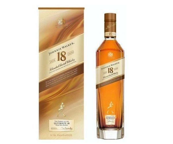 0,7L Flasche Johnnie Walker 18 Jahre für 44€ inkl. Versand
