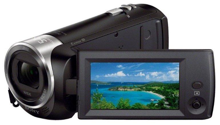 Media Markt Fotonacht mit Sony HDR-CX 240 EB Camcorder für 144€ inkl. Versand