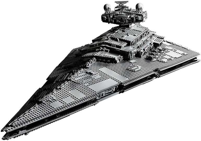 Galeria.de: 15% Rabatt auf Lego z.B. Lego Star Wars Imperialer Sternzerstörer für 594,99€