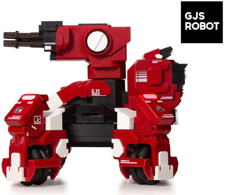 GJS Robot Geio: Gaming-Roboter für spannende AR-Spiele für 25,90€ inkl. Versand (statt 64€)