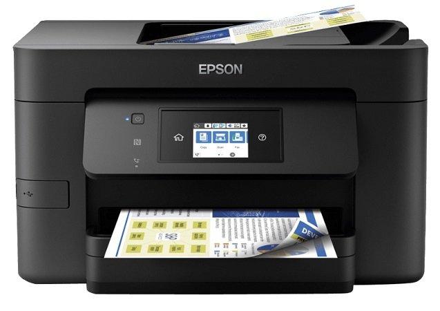 Epson WorkForce Pro WF-3725DWF 4-in-1 Multifunktionsdrucker für 83,99€ inkl. VSK