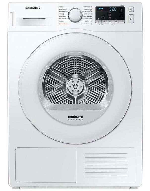 "Samsung Wärmepumpentrockner ""DV80TA220TE"" (8 kg, A+++) für 424€ inkl. Versand (statt 680€)"
