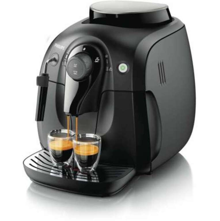 Philips HD8651/01 Series 2000 Kaffeevollautomat mit Keramik-Mahlwerk für 170,99€