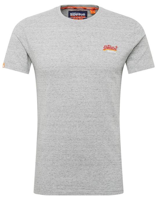 Superdry Herren Shirt 'Orange Label Vintage Embroidery' für 16,81€ (statt 24€)