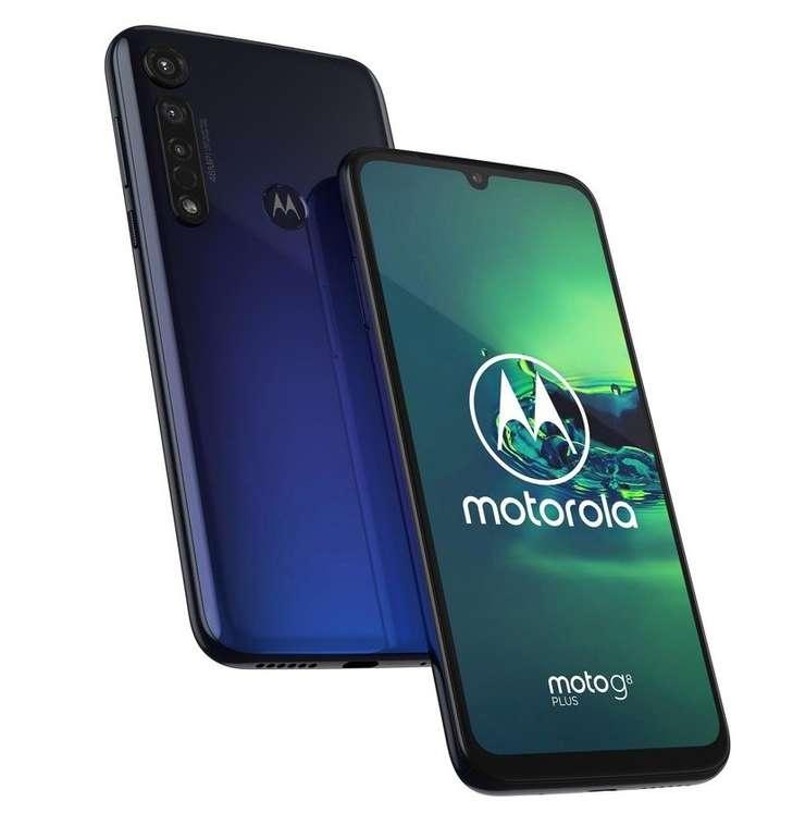 """Motorola G8 Plus - 6,3"""" Dual SIM Smartphone mit 64GB Speicher für 152,99€ inkl. Versand (statt 244€)"""