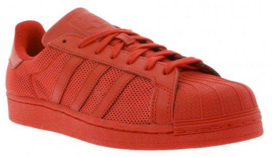 Adidas Originals Superstar Sneaker in Rot nur 39,99€ inkl.…