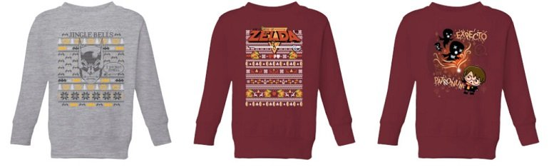 2 Kinder Weihnachts Pullover sowia 2