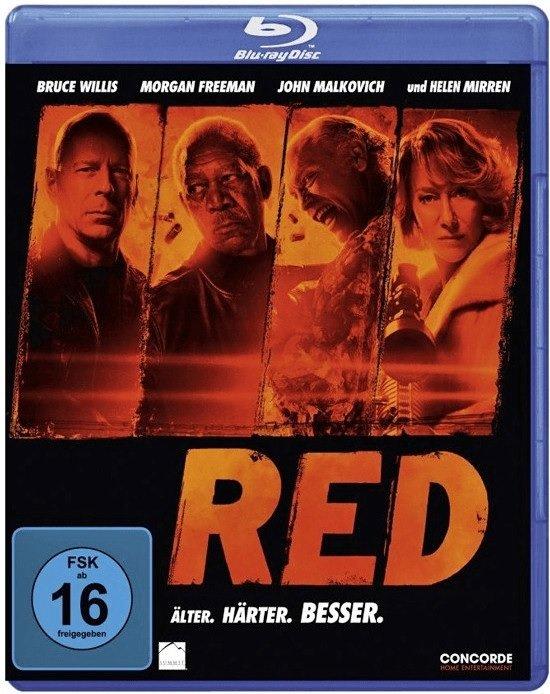 R.E.D. Älter. Härter. Besser. (Blu-ray) für 3,79€ inkl. Versand (statt 8€)