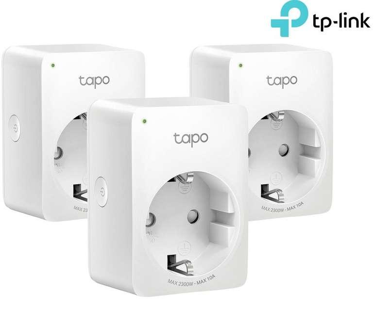 3x TP-Link P100 Smart Plug für 30,90€ inkl. Versand