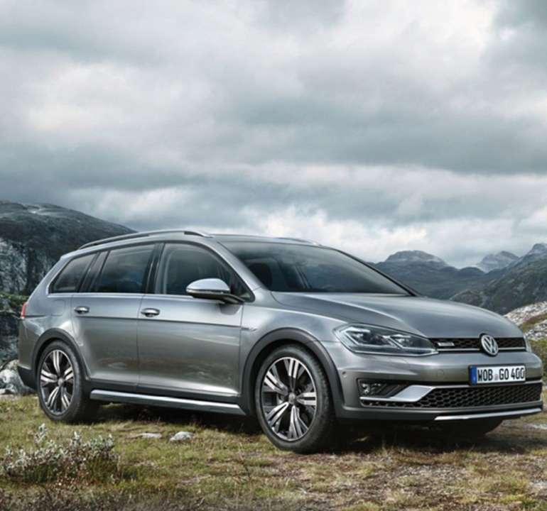 Gewerbe Leasing: Volkswagen Golf Alltrack 4Motion mit DSG-Automatik & 184 PS für 89€ netto mtl. (LF: 0,27€)