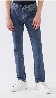 Levis Made & Crafted Herren & Damen Sale bis -65%, z.B. Slim-Fit Jeans Lmc 511™ für 44,99€