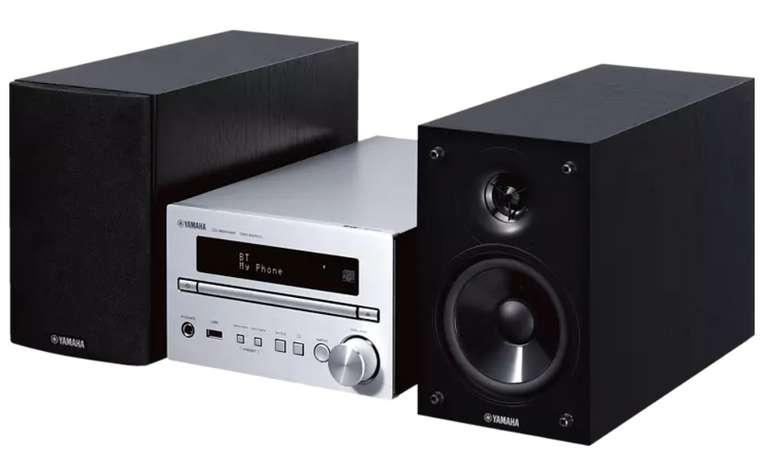 Yamaha MCR-B270B Kompaktanlage in Silber/Schwarz für 219€ inkl. Versand (statt 265€) - Newsletter!
