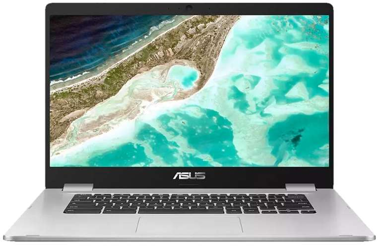 "Asus Chromebook C523 - 15,6"" Notebook (4 GB RAM, 64 GB Interner Speicher, Intel HD Grafik 500) je 252,47€"