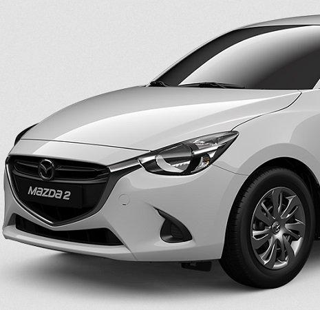 Priv.+Gewerbe: Mazda 2 Primeline über 48 Monate mit 10.000km für 99€ mtl. leasen