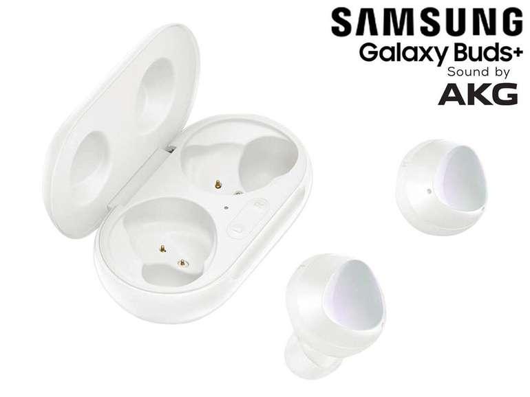 Samsung Galaxy Buds+ (neues Modell 2020) Bluetooth In-Ear Kopfhörer 145,90€ (statt 169€)