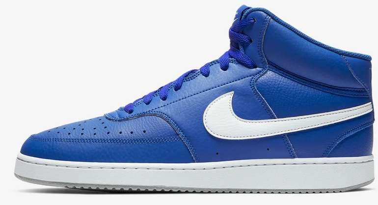 Nike Court Vision Mid Herrenschuh in blau für 39,73€inkl. Versand (statt 54€) - Nike Membership!