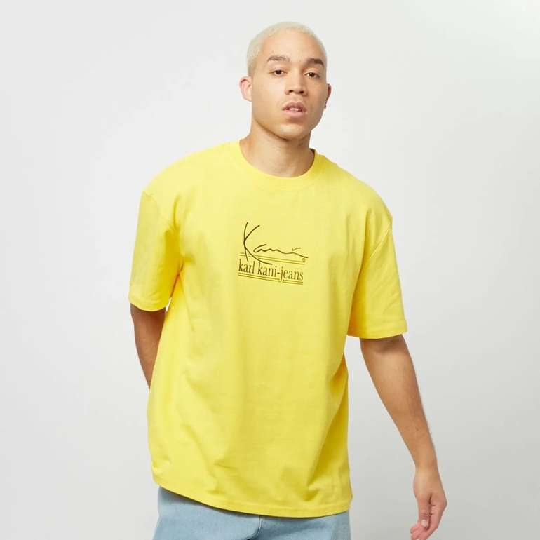 Karl Kani Signature KKJ Herren T-Shirt für 18,99€ inkl. Versand (statt 24€)
