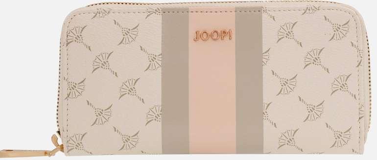 JOOP! Geldbeutel in beige/rosa für 67,92€ (statt 100€)